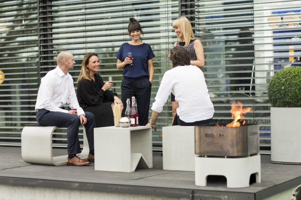 angulus mutatio | Concrete stool / Table / Modul - outdoor